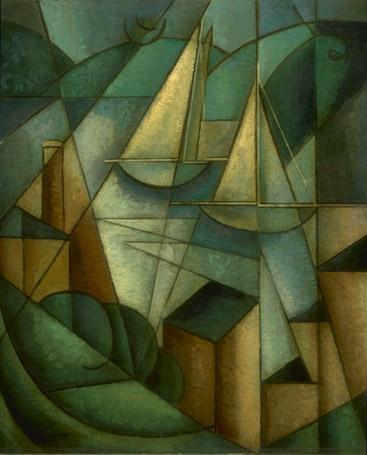 Metzinger_Sailboats_1912