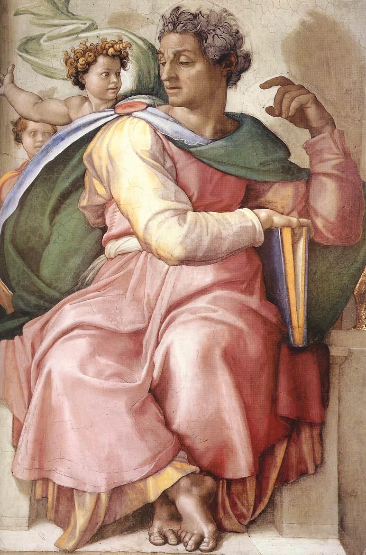 Michelangelo_Isaiah_1509