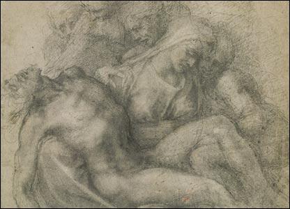 Michelangelo Lamentation