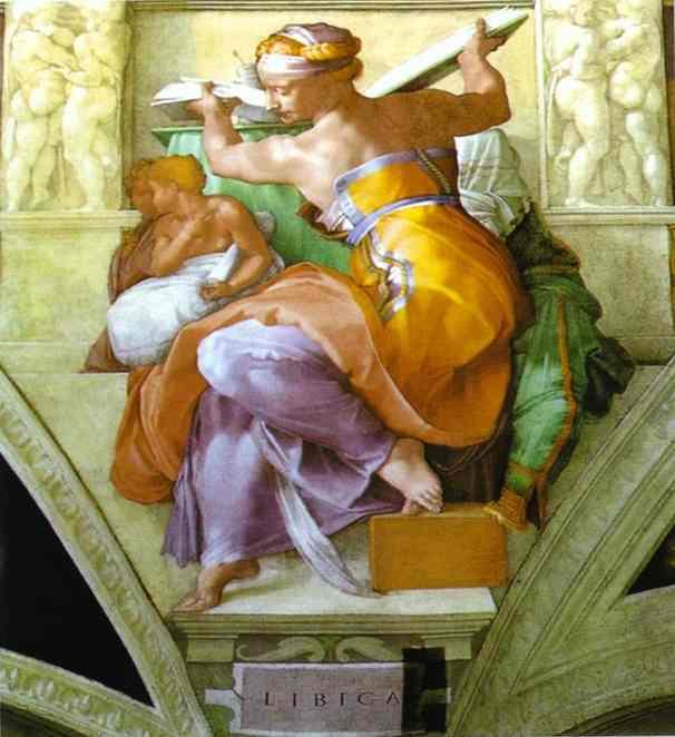 Michelangelo_Libyan_Sibyl_1508-12