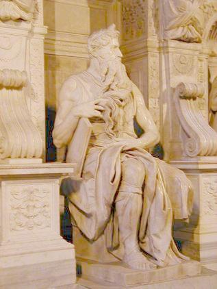 Michelangelo_Moses
