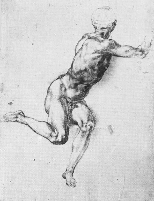 Michelangelo_Nude_study_Cascina_pen_ink_1504-5