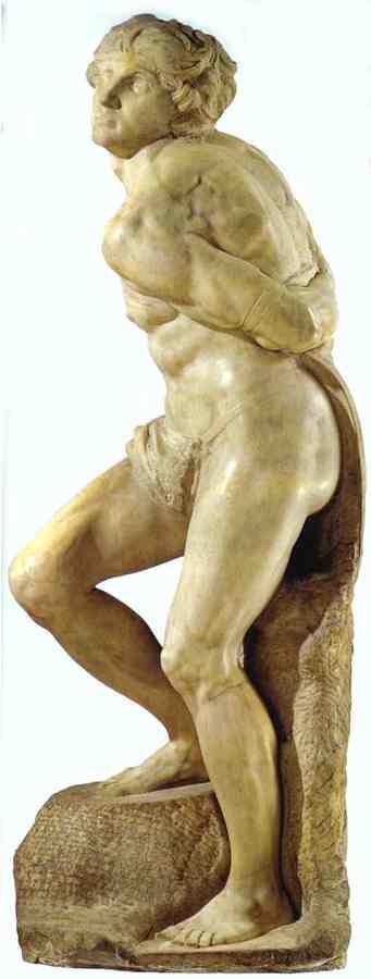 Michelangelo_Rebellious_Slave