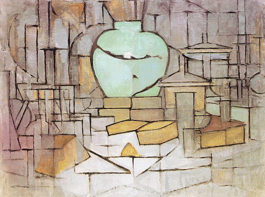 Mondrian_Still_Life_with_Ginger_Pot_1912