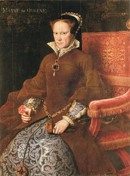 Mor Mary Tudor 1554 Prado