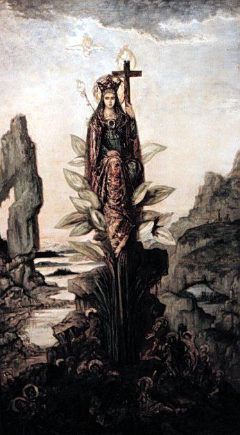 Moreau_Mystic_Flower_1875