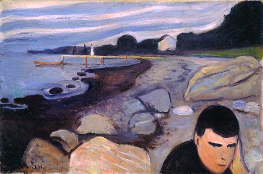 Munch_Melancholy_1892