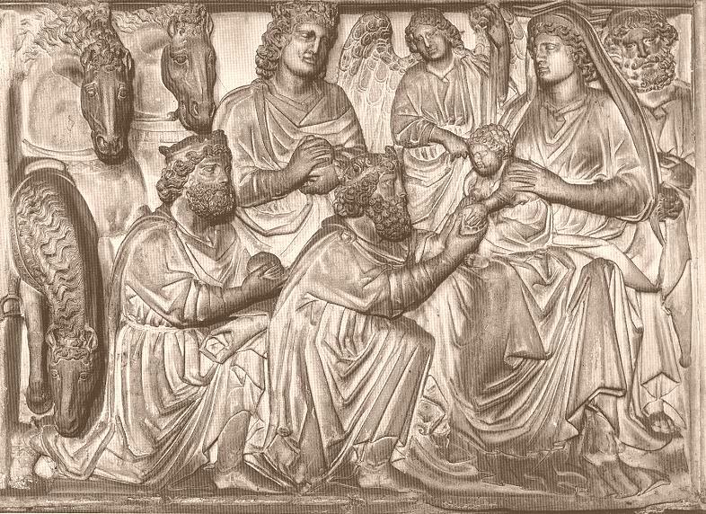 Nicola_Pisano_Pisa_pulpit_Adoration