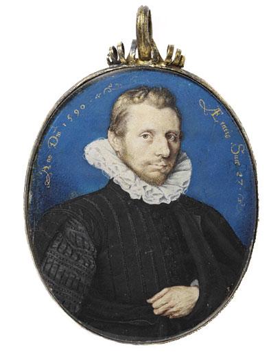 Oliver Man in Black 1590