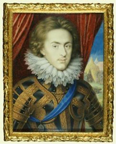 Oliver Prince Henry