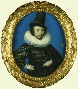 Oliver self-portrait c1590