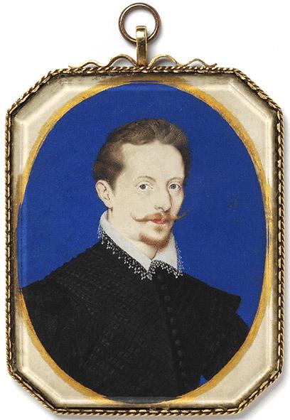 Oliver Sir Arundel Talbot 1596