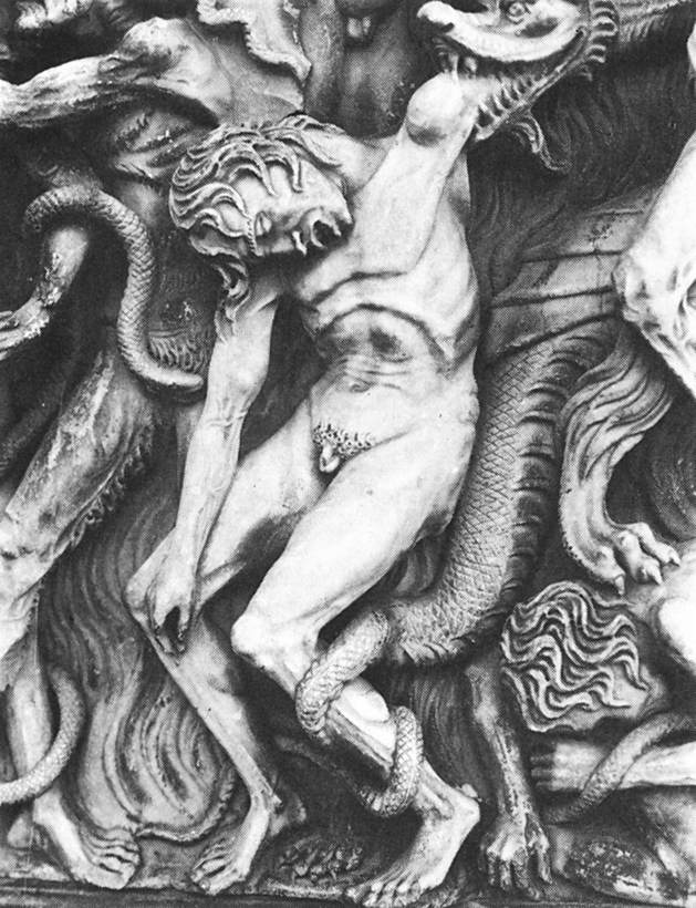 Orvieto_Duomo_Fourth_Pillar_damned