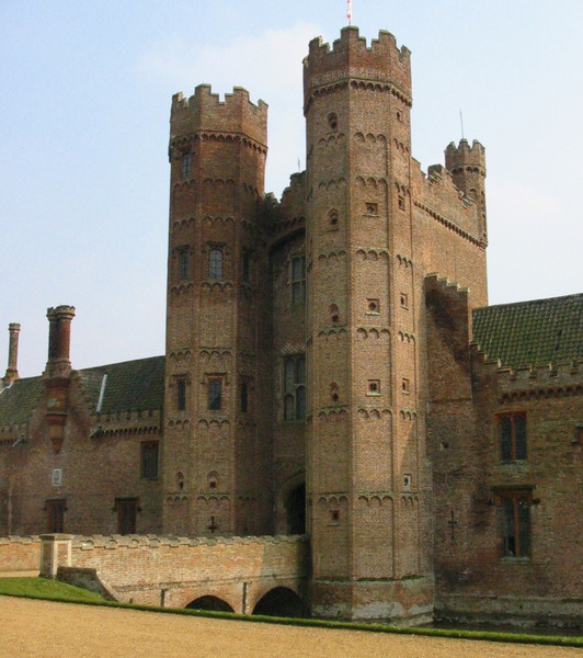 Oxburgh Hall Gatehouse