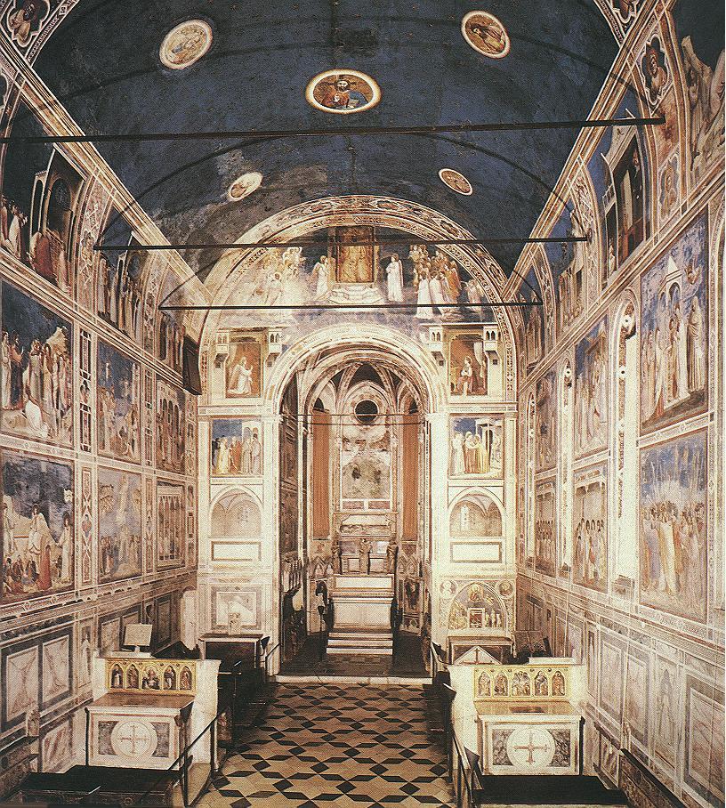 Padua_Scrovegni_Chapel_Giotto_1304-13