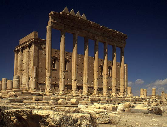 Palmyra_Temple_of_Bel