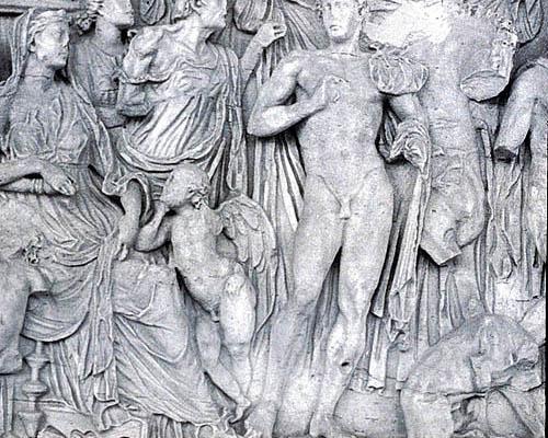 Phaedra_sarcophagus_Campo_Santo_Pisa_detail_Hippolytus_1-2ndC
