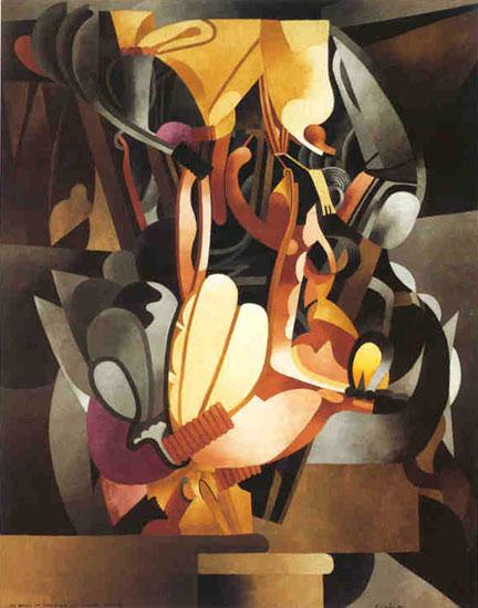 Picabia_I_see_again_in_memory_my_dear_Udnie_1914