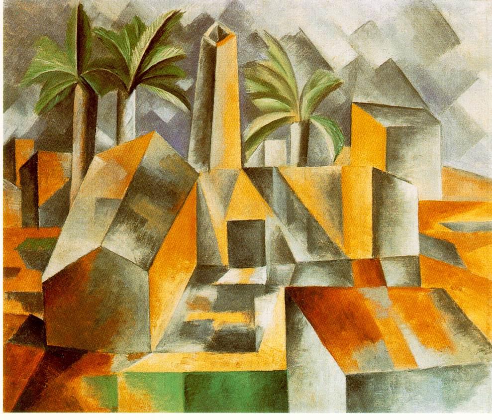 Picasso_Factory_at_Horta_de_Ebro_1909