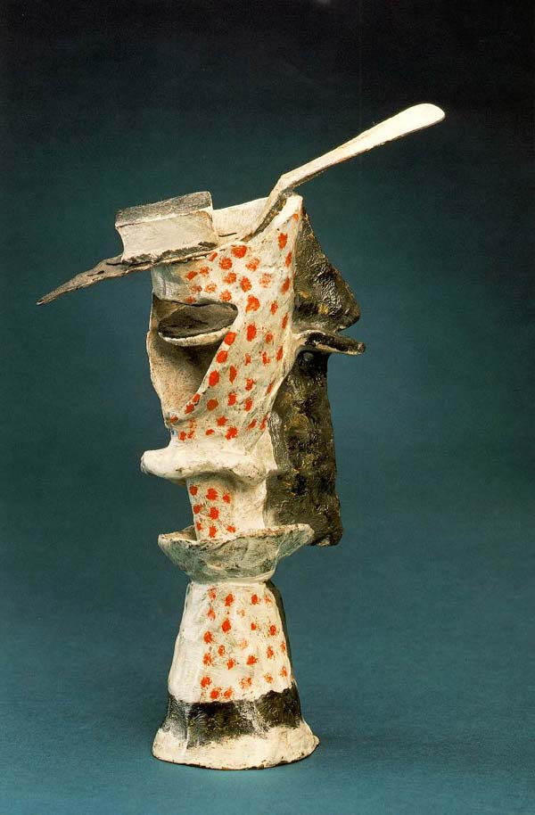 Picasso_Glass_of_Absinthe_bronze_1914