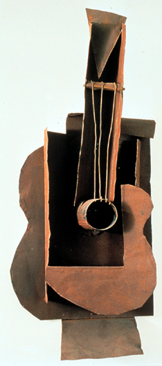 Picasso_Guitar_sheet_metal_wire_1912