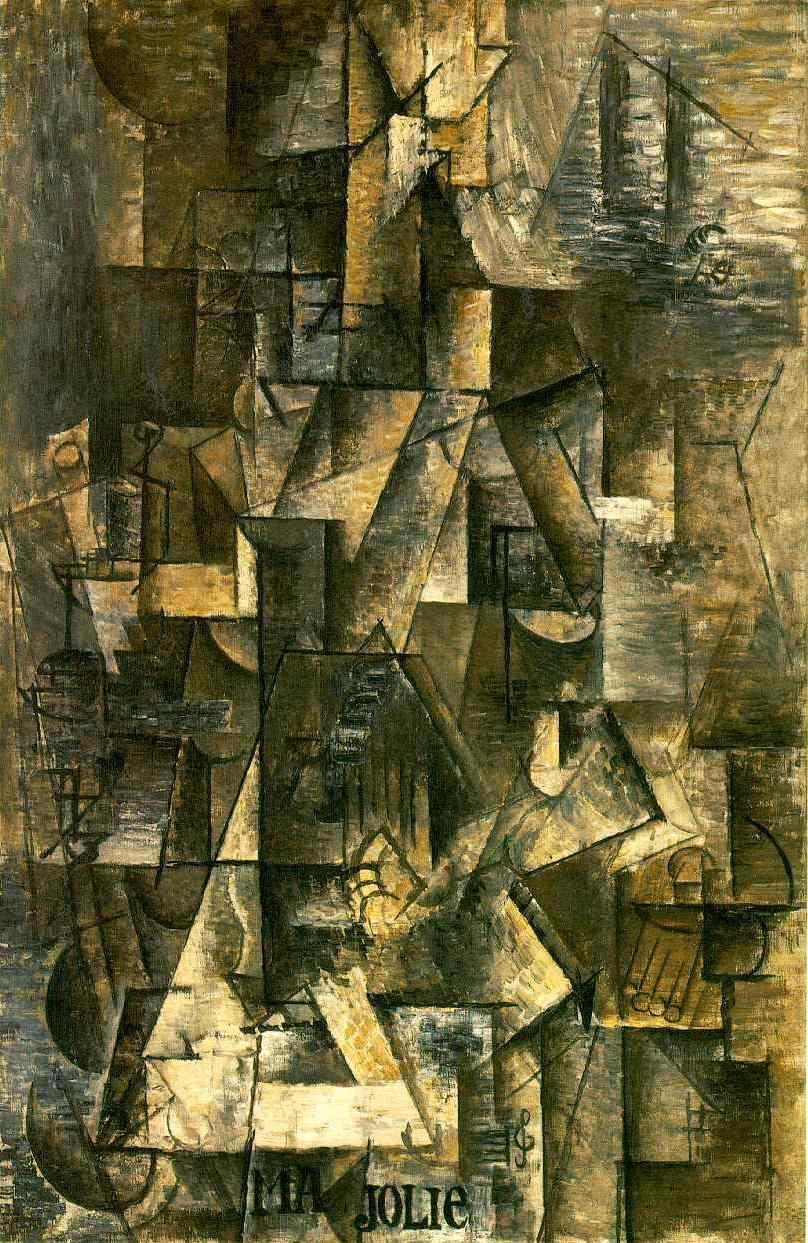an analysis of cubism