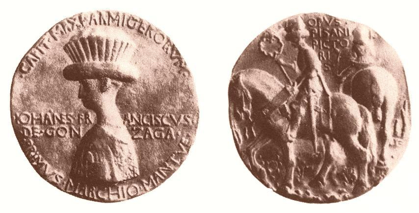 Pisanello_Gonzaga_medal