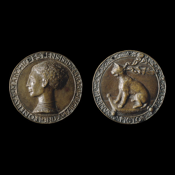 Pisanello_Leonello_dEste_medal_1441