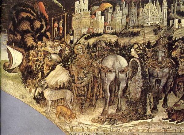 Pisanello_St_George_Verona_1436