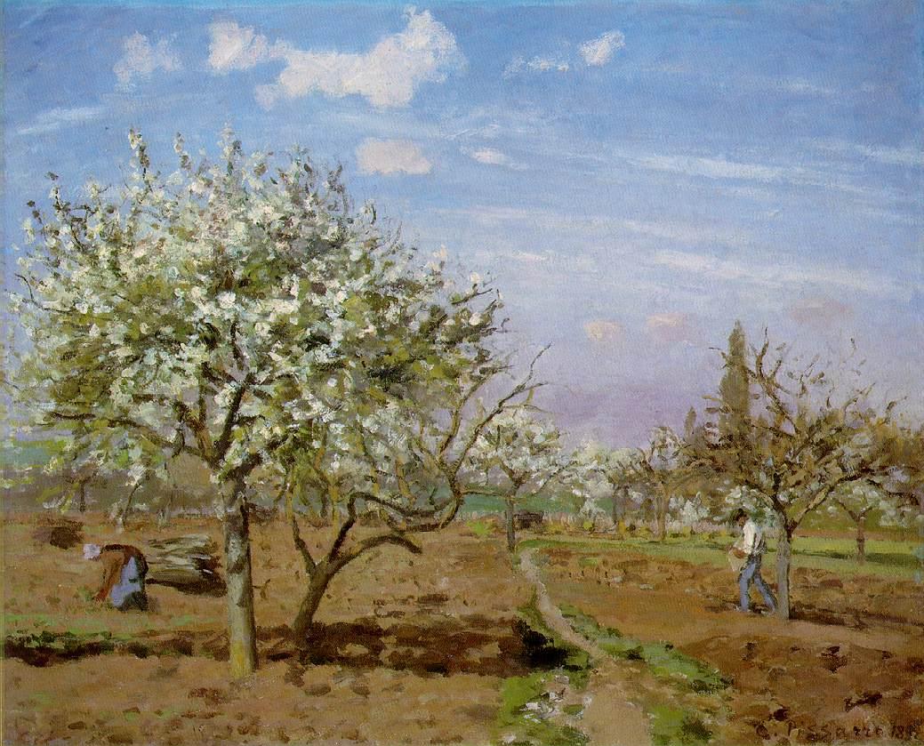 Pissarro_The_Orchard