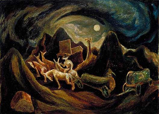Pollock_Going_West_1934
