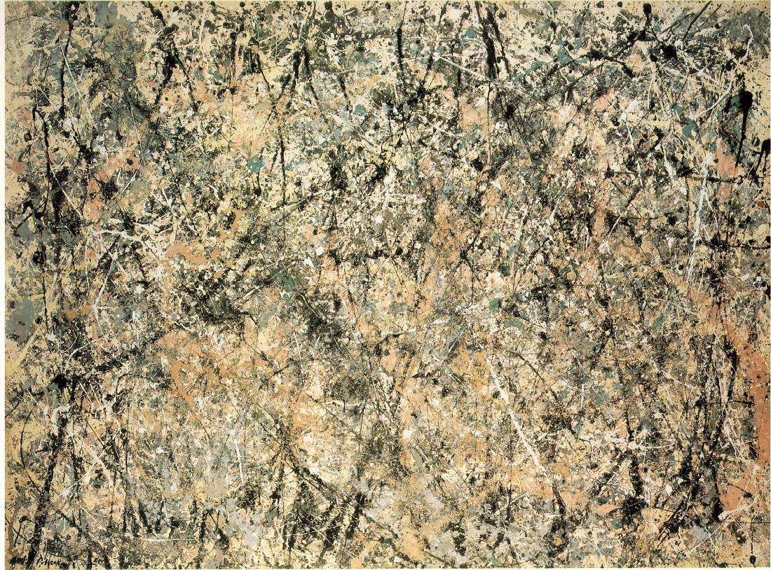 Pollock_Lavender_Mist_1950