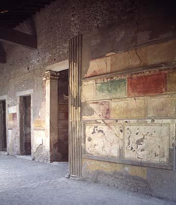 Pompeii_House_of_Sallust