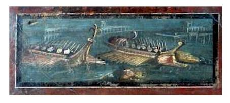 Pompeii_Roman_Galleons_Naval_Battle