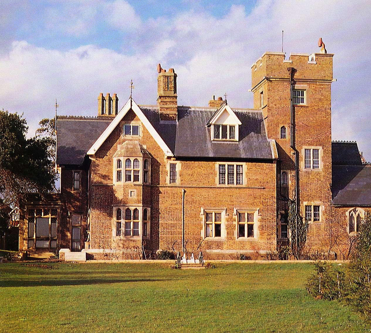 Pugin_Own_House_Ramsgate_1841