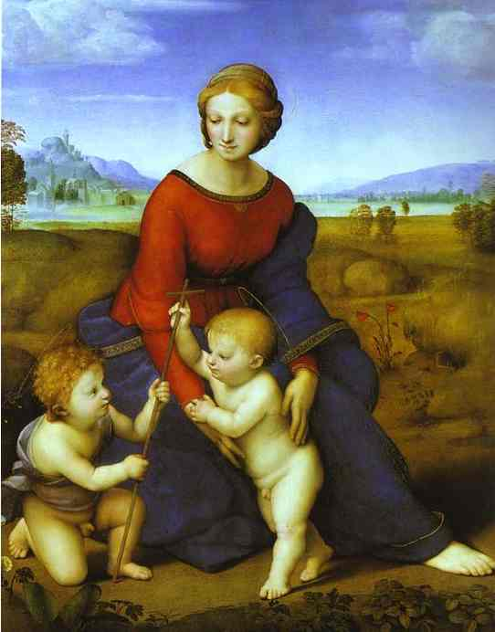 Raphael_Madonna_of_the_Meadow