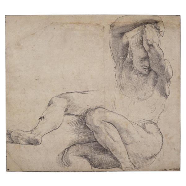 Raphael_Nude_Man_Raised_Arms