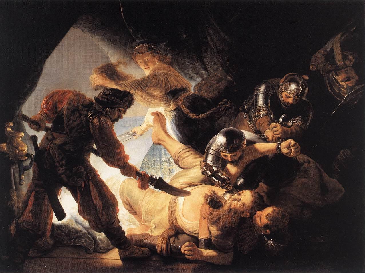 Rembrandt_The_Blinding_of_Samson_1636