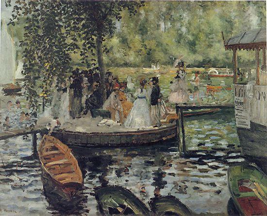 Renoir_La_Grenouillere_1869