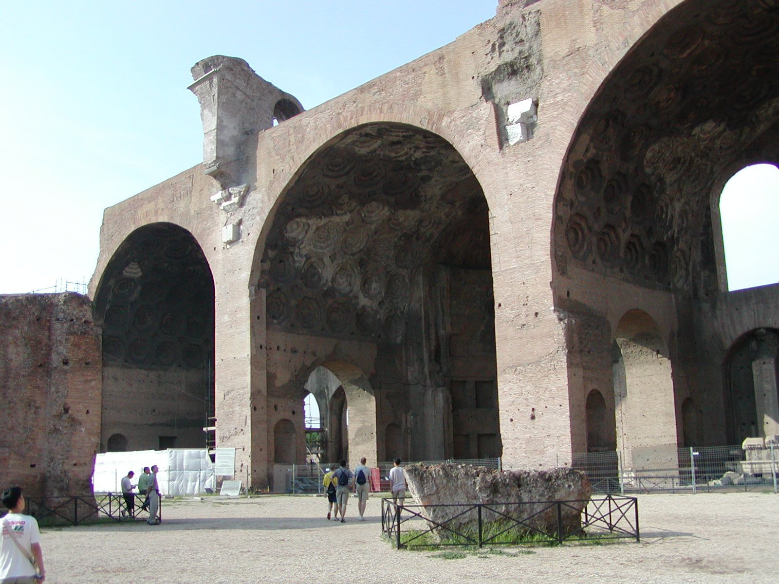 Rome_Basilica_Maxentius