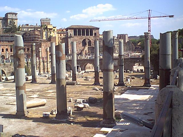 Rome_Basilica_Ulpia_Forum_of_Trajan