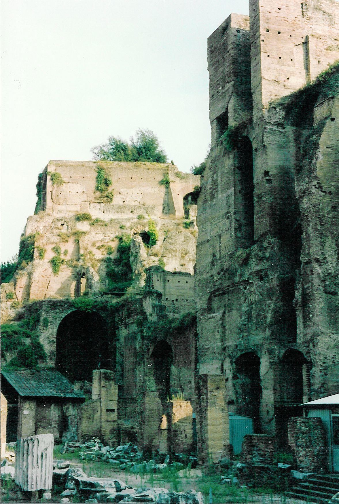 Rome_Domus_Aurea