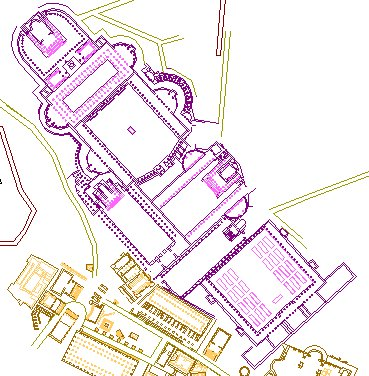 Rome_Imperial_Fora_Plan