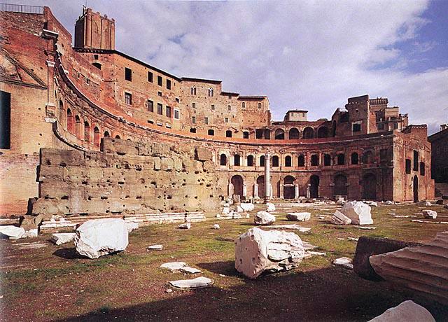 Rome_Markets_of_Trajan