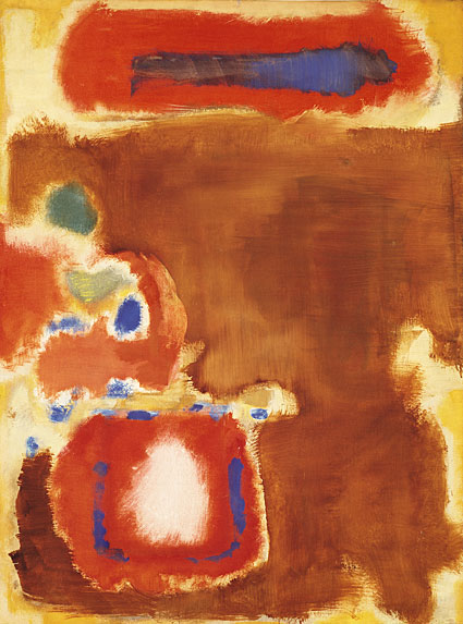 Rothko_Number_17_1947