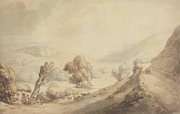 Rowlandson_Vale_of_Langothlen_c1797