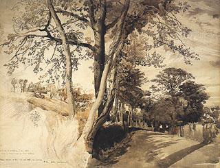 Ruskin_John_Trees_in_a_Lane_Ambleside_1847