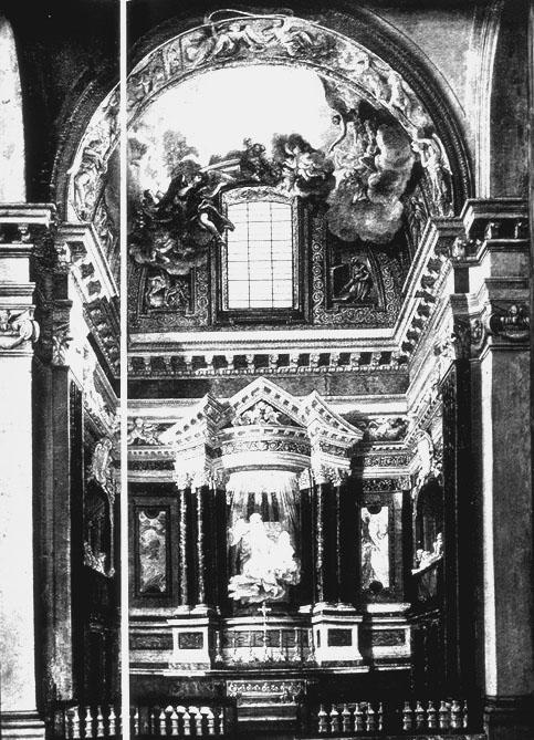 S._Maria_della_Vittoria_Cornaro_Chapel