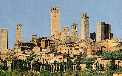 San_Gimignano