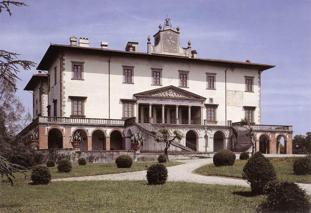Sangallo_Poggio_a_Caiano_near_Florence